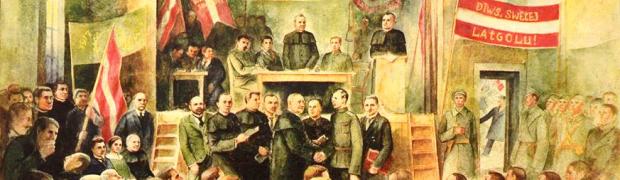 "Exhibition ""Centennial of the Latgale Congress"" opened till September 8"