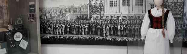 Открыта часть основной экспозиции «Латыши во второй половине 19-го века и в начале 20-го века: национальное самосознание, культура и общественная жизнь»