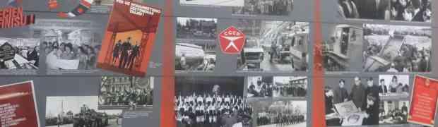 Открыта  часть основной экспозиции «Советский режим в Латвии: идеология, правительство и экономика (1944-1985)»