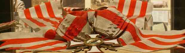 Выставка «Военный орден Лачплесиса»