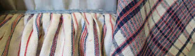Выставка «Льняная ткань в традиционной одежде»