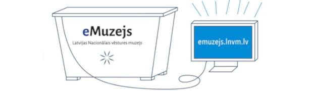 eMuzejs.lnvm.lv - новое хранилище дигитальных ресурсов музея