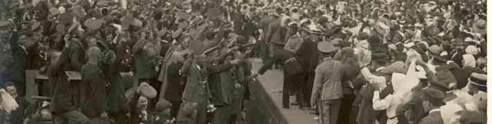 Latviešu strēlnieku bataljonu dibināšanas 100 gadadienu pieminot