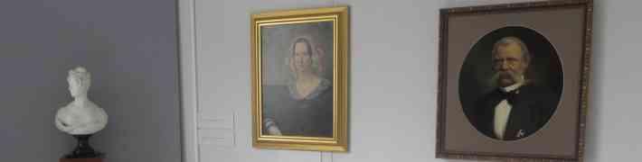 """Pastāvīgā izstāde """"Vēsturiskais portrets. 17.–19. gs. portreti no LNVM krājuma"""""""