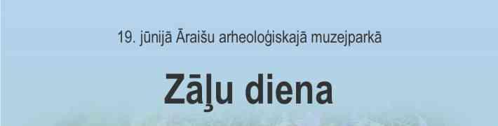 19. jūnijā Āraišu arheloģiskajā muzejparkā Zāļu diena