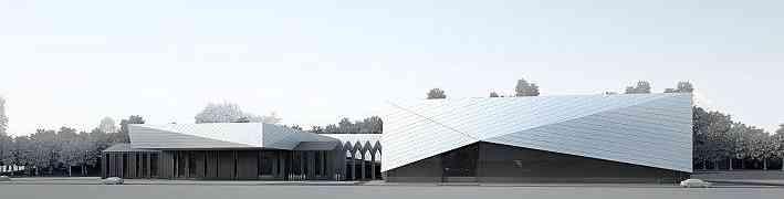 Jaunās Muzeju krātuves pamatakmens ievietošanas pasākums 18. septembrī