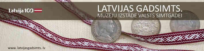 """Vairāk nekā 60 muzeju valsts simtgadei gatavo kopīgu izstādi  """"Latvijas gadsimts"""""""