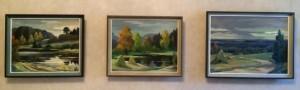 Gleznu izstāde