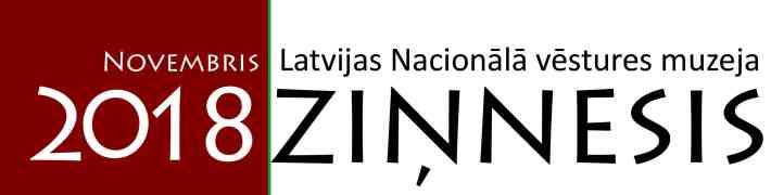 LNVM Ziņnesis 2018. gada NOVEMBRIS