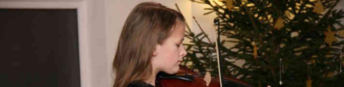 20. decembrī LNVM Tautas frontes muzeja nodaļā Ziemassvētku koncerts